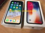 Apple iPhone X - 64 GB -$480 iPhone 8 Plus 64 GB $430